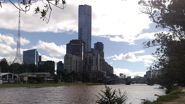Melbourne, Yarra river