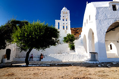 (emme.M) Tags: summer church island temple mediterranean mediterraneo estate chiesa greece grecia hora chora cyclades folegandros isola cicladi egeo panagia egean