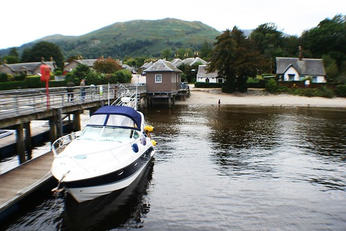 Luss, Loch Lomond
