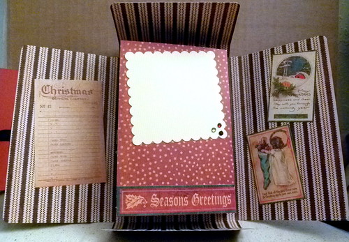 Christmas Memory Box Album4
