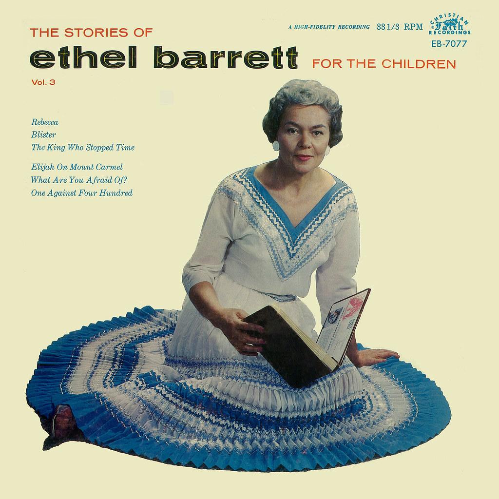 Ethel Barrett Net Worth