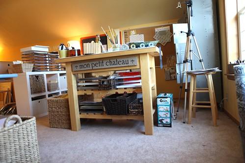 office in progress