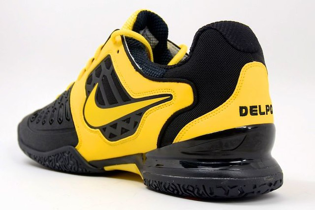 2011 US Open: Del Potro Nike shoes