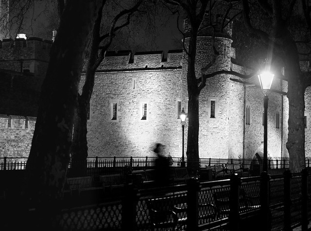 Tower of London England