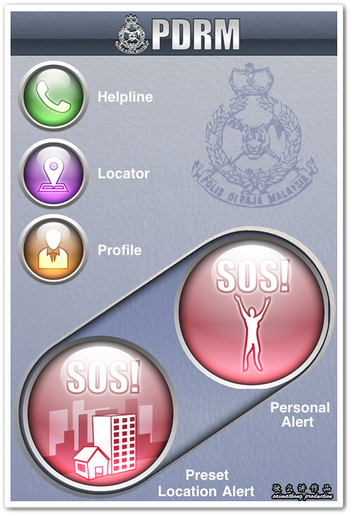 iPhone App : MyDistress - A Smart Technology For A Safer You!