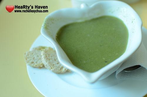 SugarLeaf Pechay Sayote Soup