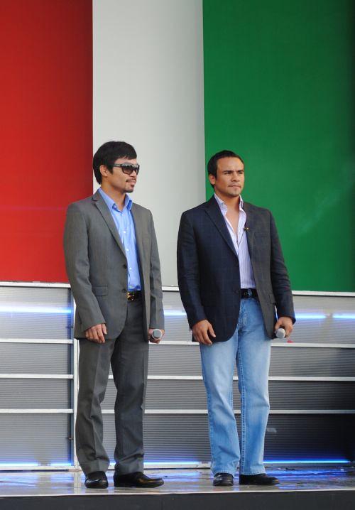 Pacquiao versus Marquez