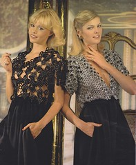 Paco Rabanne - 1977 (HonorataQueen) Tags: fashion hautecouture 1977 couture pacorabanne rabanne