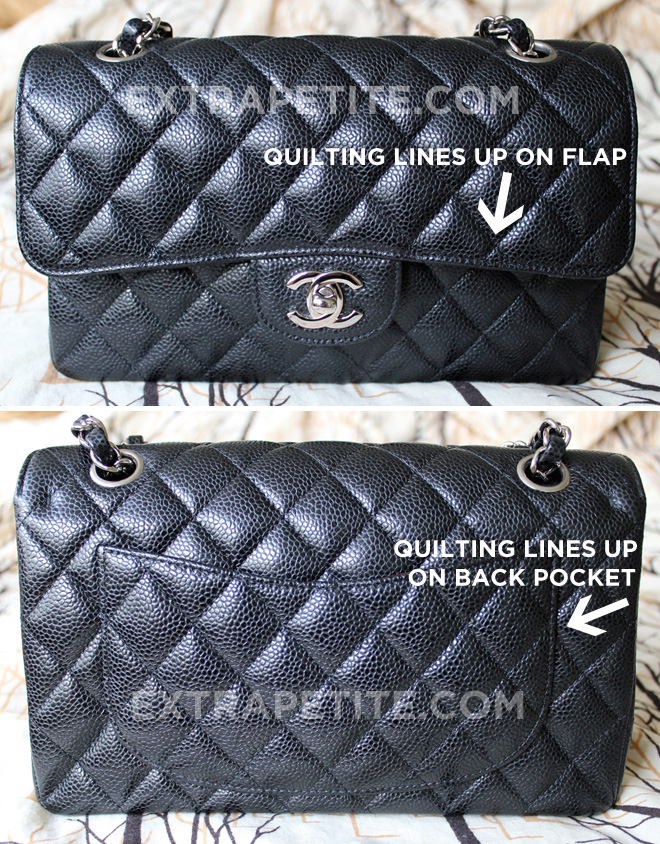 3407b49649ef1 How to spot a fake Chanel  See it in pictures here!