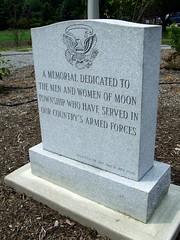 (Shane Henderson) Tags: men women memorial 2000 eagle relief engraving served dedicated warmemorial armedforces municipalbuilding may28 moontownship