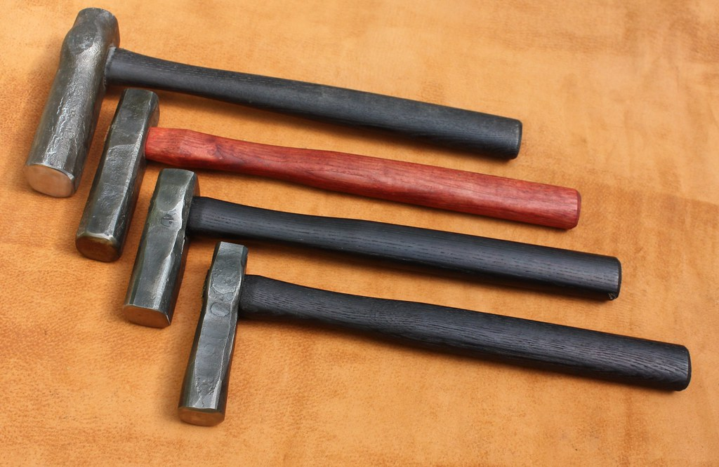 bladesmith's weight forward hammers. - tools, supplies and materials ...