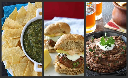 Fall Collage 2: Tailgating Comfort Food Recipe