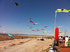 Morecambe Kite Festival 2011