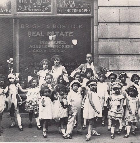 New york minute 1920 s era children s fashion show harlem
