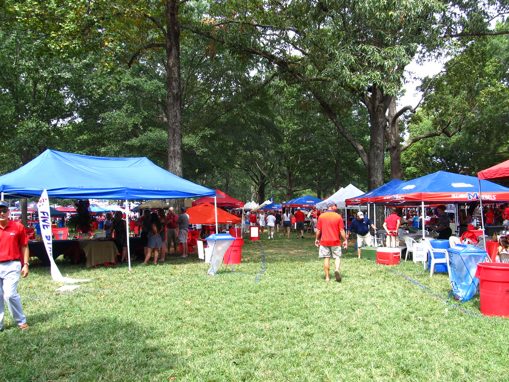 The Grove, University of Mississippi (Ol by Ken Lund, on Flickr
