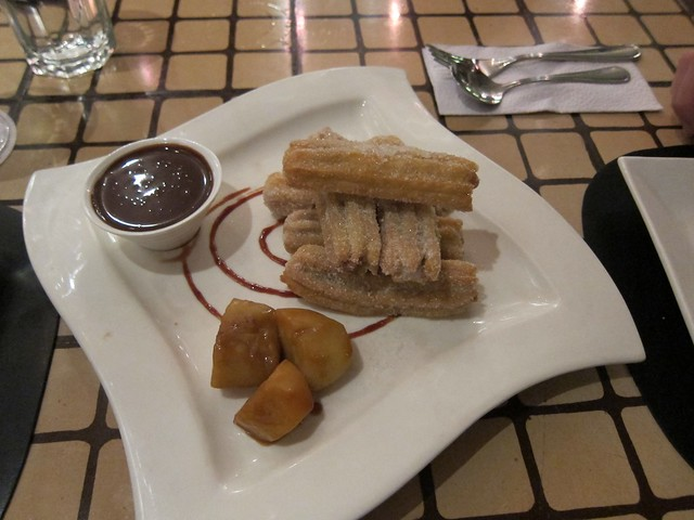 Churros at LA73