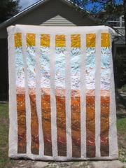 Custom quilt complete!