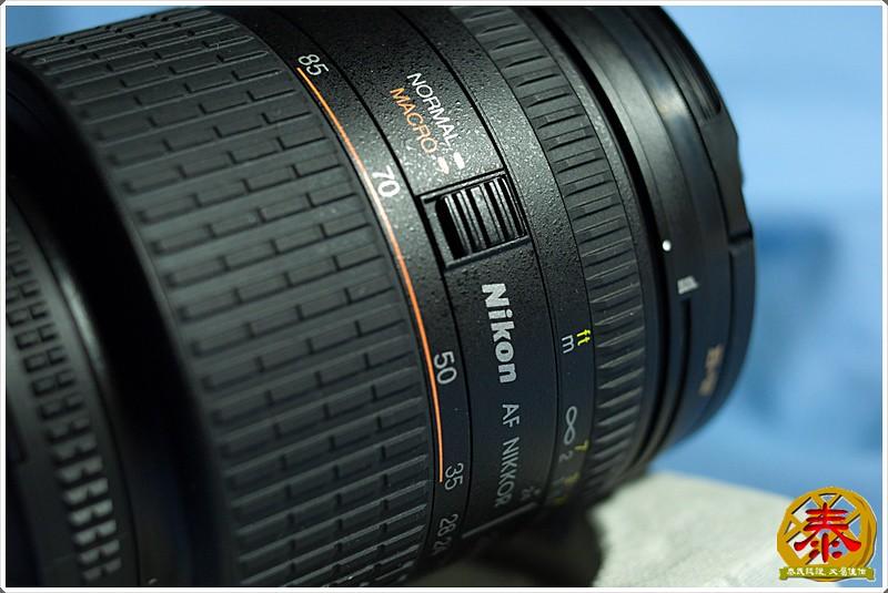 Nikon 24-85D開箱文 (2)