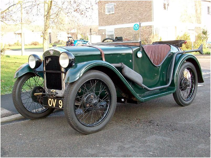 1931 Austin Seven Type EA Sports