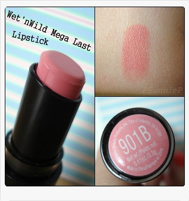 Wet'nWild--megalast lipstick