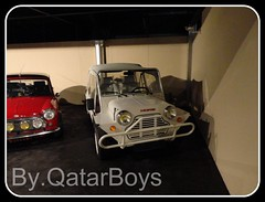 MOKE ( QTR) Tags: car museum dubai united emirates arab qatar