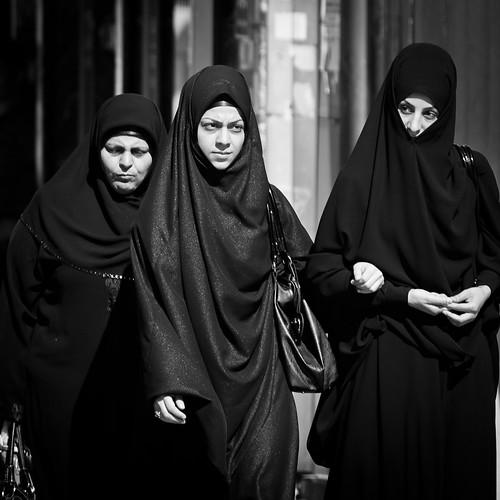 Black & White beauty...