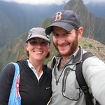 "Us Above Machu Picchu <a style=""margin-left:10px; font-size:0.8em;"" href=""http://www.flickr.com/photos/14315427@N00/6128087741/"" target=""_blank"">@flickr</a>"