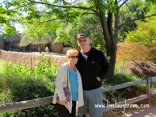 Saint Louis Zoo_Mom and Dad