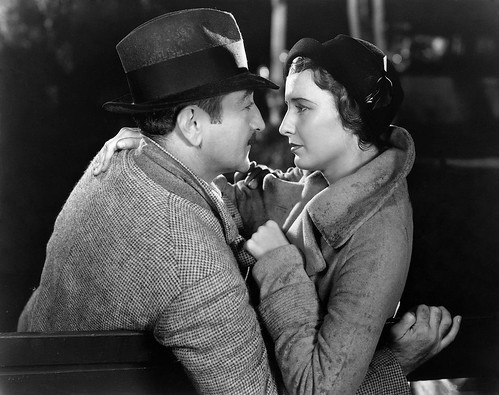 Barbara Stanwyck, Adolphe Menjou - ''Forbidden'' Still - 1932 by Jack's Movie Mania
