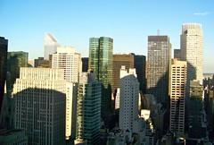 Looking east (jglsongs) Tags: city nyc newyorkcity urban ny newyork skyline skyscrapers manhattan citicorpcenter