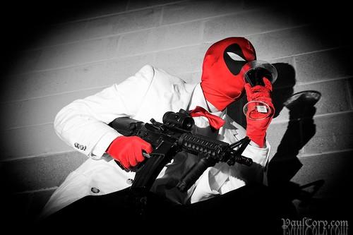 Agent 00-Deadpool