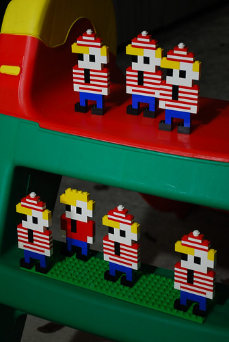 For those of you who have not seen the Lego George competition 6135946828_9c14ef6378