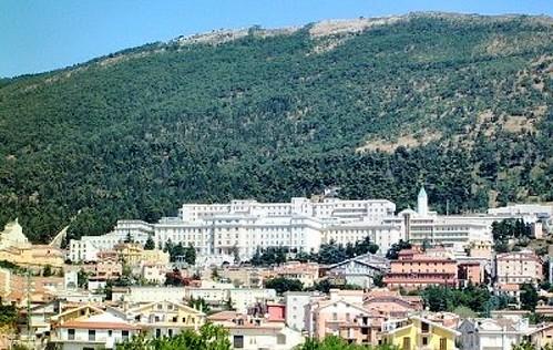 Vista de San Giovanni Rotondo