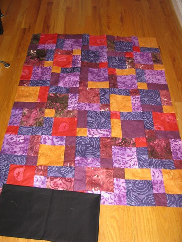 quilt for dad