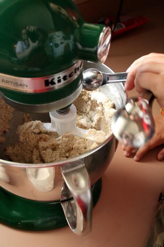 Add baking soda...