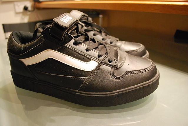 e3f33794488 Vans Warner SPD shoes review - BikeRadar