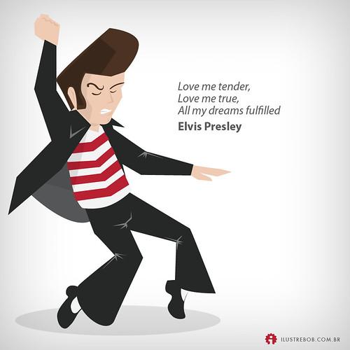 Elvis Presley • Qual é a música?