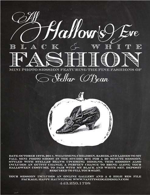 All hallow's eve mini