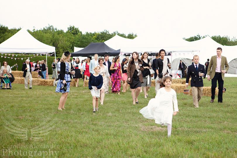 009 village fete wedding