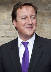article on prisoner voting rights, David Cameron image