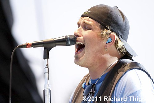 Black Stone Cherry - 09-13-11 - Carnival Of Madness Tour, Time Warner Cable Uptown Amphitheatre, Charlotte, NC