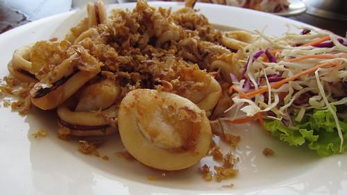 Koh Samui Ta Rua Samui Seafood restaurant サムイ島シーフードレストラン タールア (6)
