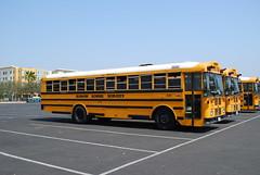 DSS 78080 (crown426) Tags: california losangeles tomas fe schoolbus expositionpark durhamschoolservices