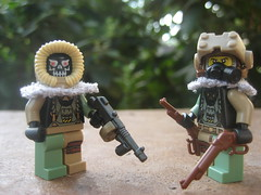 J.A.R. (Da-Puma) Tags: iris post lego action prototype chef apoc faction brickarms