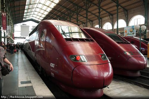 Thalys 9323 - Trains