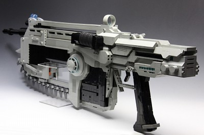 LEGO Lancer Assault Rifle