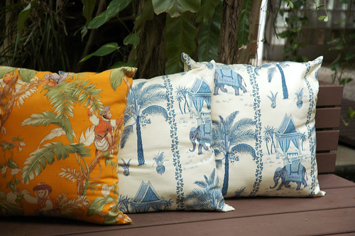 Raintree Spa - Cushions