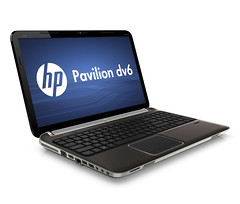 HP Pavilion dv6 Giveaway on Latina On a Mission
