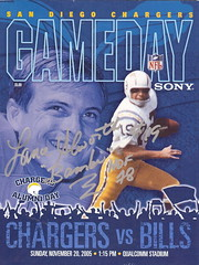 2005, 11-20 - Lance Alworth Autographed Program (478x639)