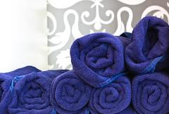 Handtcher (Carmi_linsensch.eu) Tags: wedding frisur hochzeit handtcher preparations handtuch vorbereitung braut frisr lockenwickler probestecken